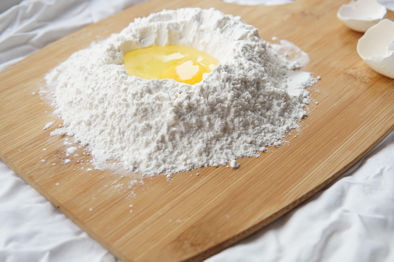 jajka na mące